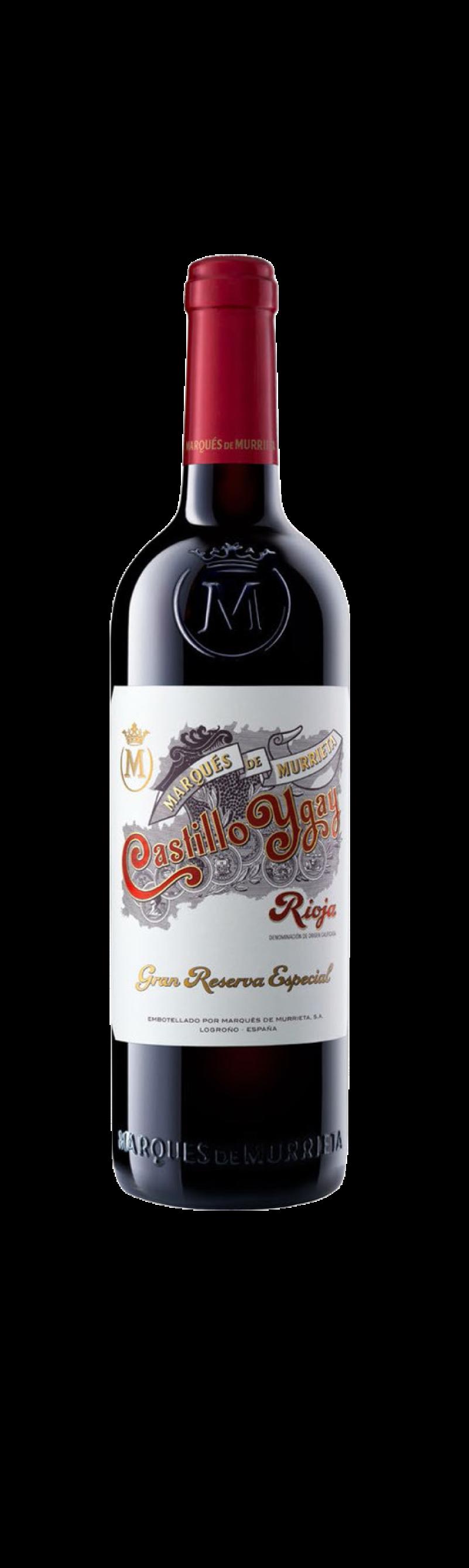 CASTILLO YGAY RIOJA GRAN RESERVA ESPECIAL