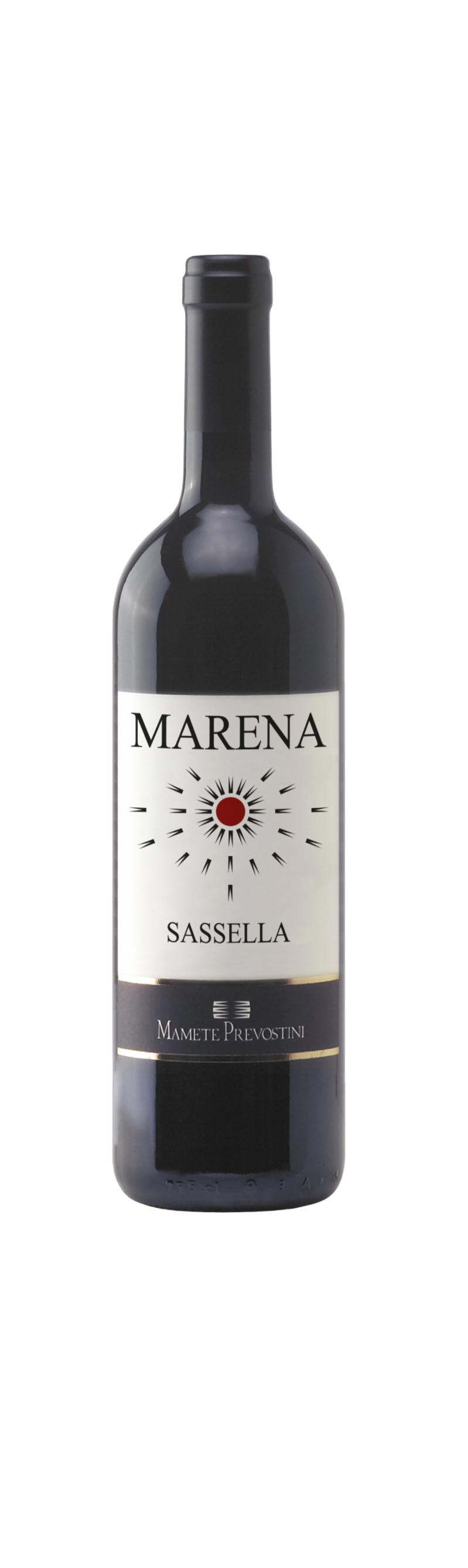 Marena Sassella Valtellina Superiore Docg